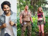 Varun Dhawan is all praise for Dwayne Johnson's Jumanji