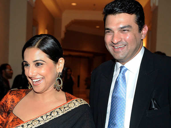 Vidya Balan says she'd rather not work on a film with her husband Siddharth Roy Kapur