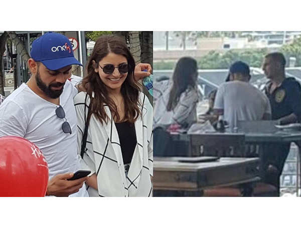 Akshay Kumar spotted with Anushka Sharma and Virat Kohli in Cape Town