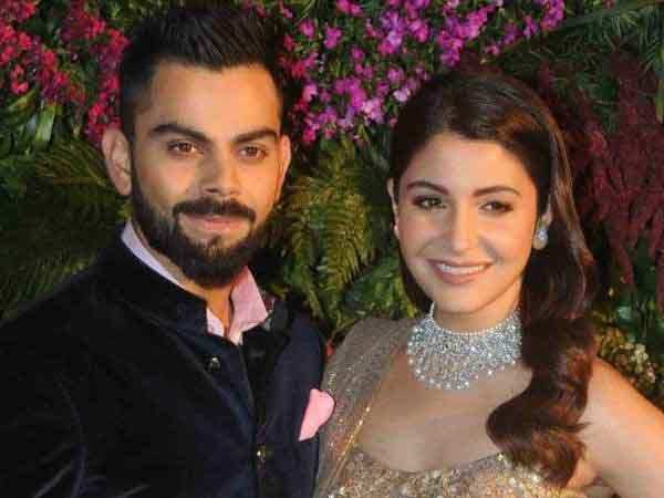 Check out these new pictures from Virushka's reception in Mumbai
