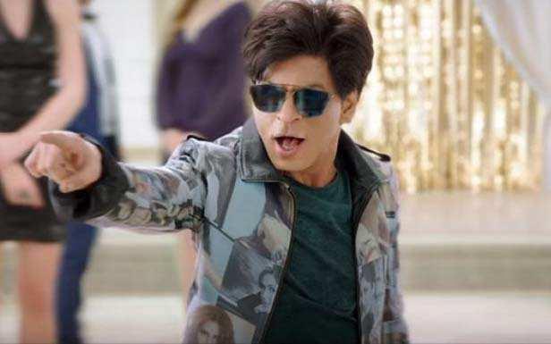 Shah Rukh Khan shoots for Zero at Marine Drive in Mumbai?