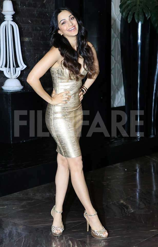Sidharth Malhotra, Kiara Advani