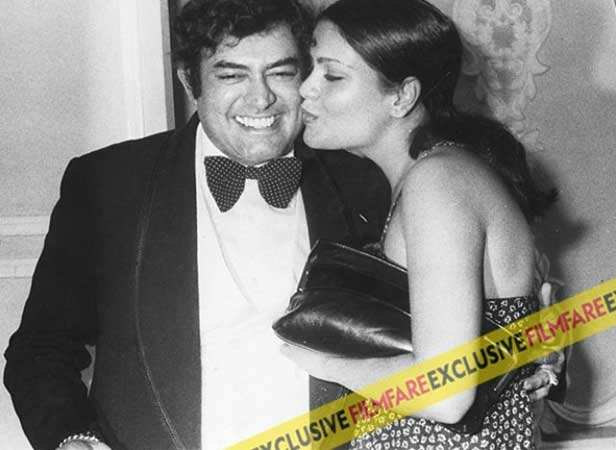 """Sanjeev Kumar had lots of women around him…"""