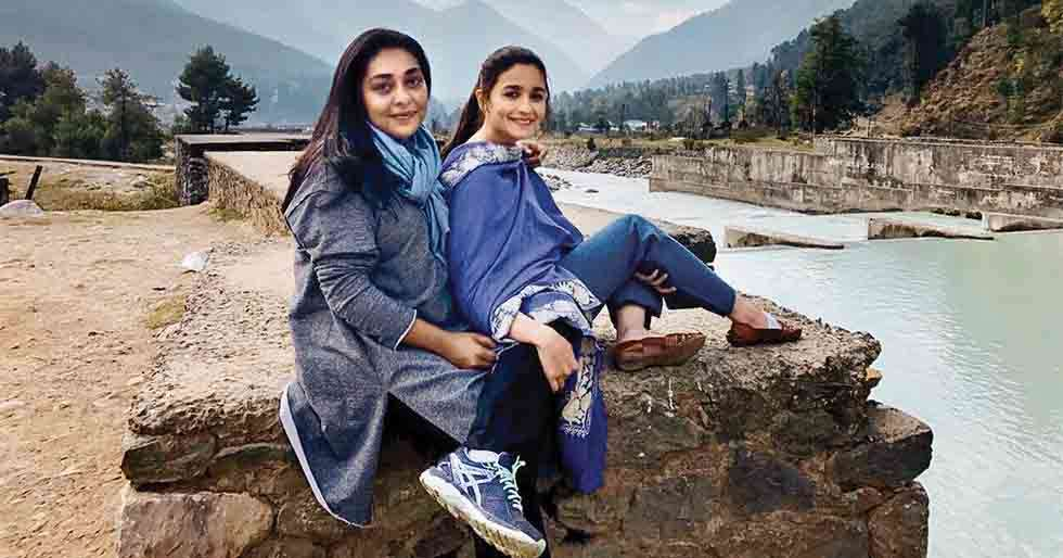 Meghna Gulzar talks about Alia Bhatt and her love for movies