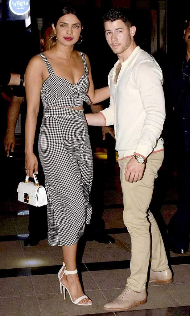 Priyanka and nick