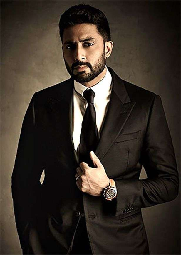 Abhishek Bachchan responds to rumours of a fight with Aishwarya Rai Bachchan