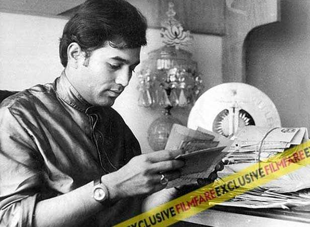 The phenomenon : Rajesh Khanna