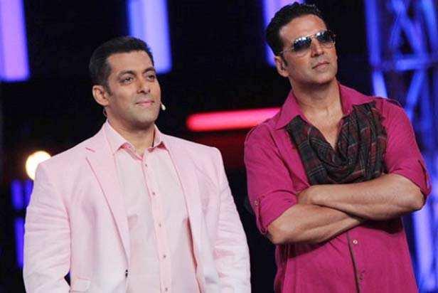 Salman Khan, Shah Rukh Khan, Akshay Kumar