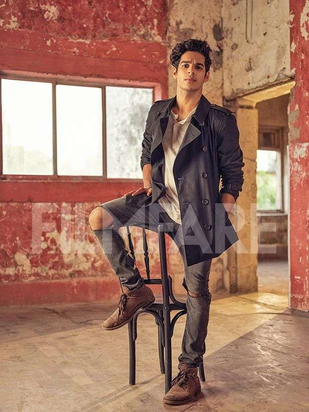 Ishaan Khatter reveals his rare equation with brother Shahid Kapoor