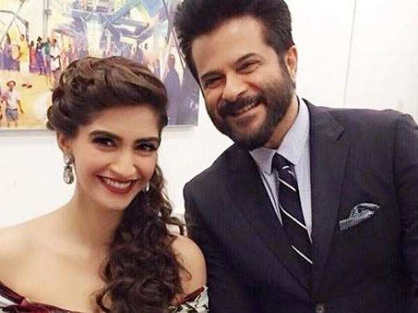 Here's what Anil Kapoor and Sonam Kapoor had to say after watching Dhadak