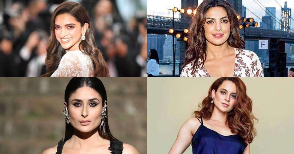 10 Highest Paid Bollywood Actresses Filmfare