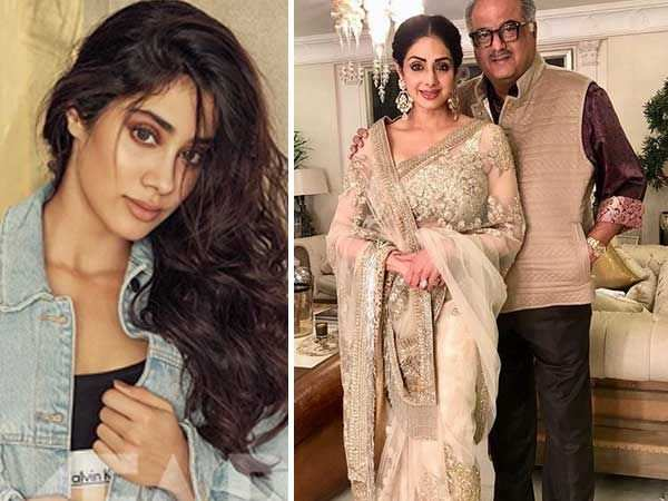 Janhvi Kapoor regrets her mom Sridevi wasn't a part of Dhadak's journey