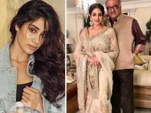 Janhvi Kapoor regrets her mom Sridevi wasn't a part of Dhadak's journey