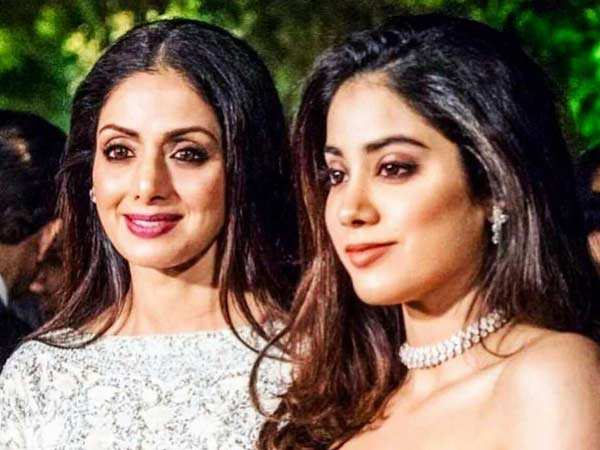 Janhvi talks about mother Sridevi's first reaction to her career choice