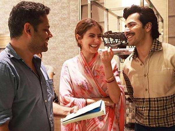 Anushka Sharma and Varun Dhawan wrap up Sui Dhaaga