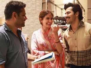 Anushka Sharma and Varun Dhawan wrap up Sui Dhaaga