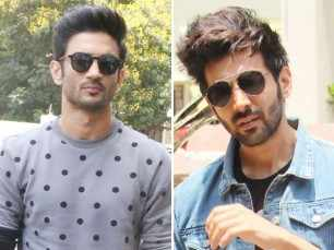 Kartik Aaryan and Sushant Singh Rajput to star in Aankhen 2?