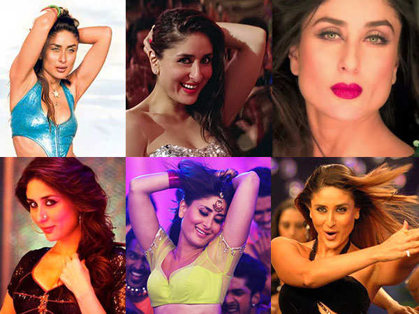 Kareena Kapoor Khan's 18 hottest dance numbers