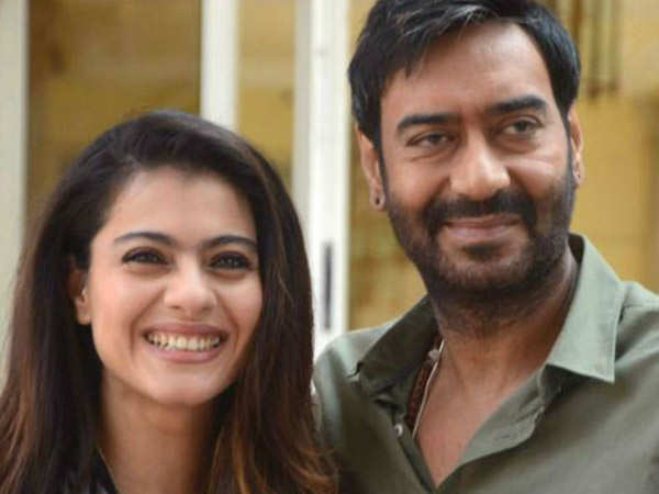 Ajay Devgn and Kajol to head to London for a break with kids Yug and Nysa