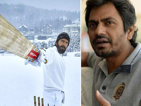 Nawazuddin Siddiqui to play Ranveer Singh's coach in '83