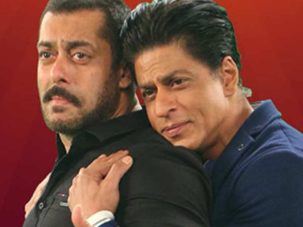 Shah Rukh Khan and Salman Khan to reunite once before Zero