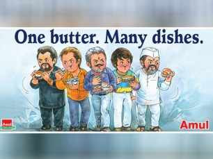 Amul has a fun take on Ranbir Kapoor's Sanju