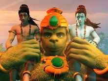 Movie Review: Hanuman vs Mahiravana