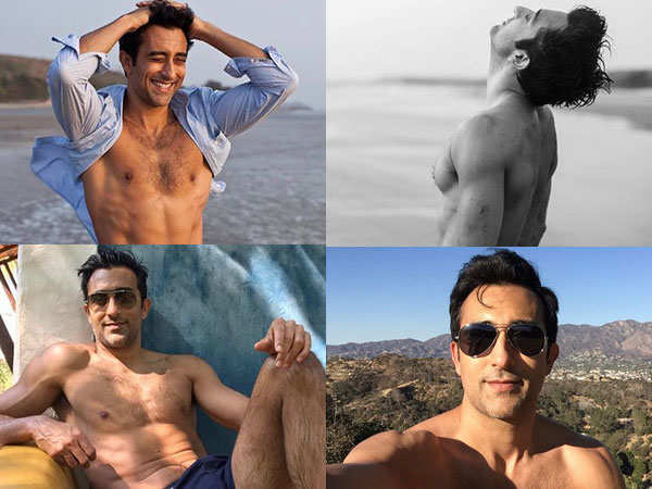 10 hot shirtless pictures of Rahul Khanna to take away your midweek blues