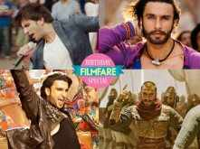 Ranveer Singh's top 10 dance numbers