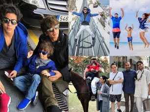 10 best holiday pictures of B-town stars from the first half of 2018
