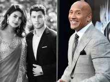 Dwayne Johnson takes credit for setting up Priyanka Chopra and Nick Jonas