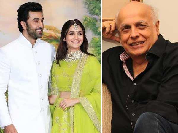 """Let the paparazzi guess if papa is raazi.""- Mahesh Bhatt on #Ralia"
