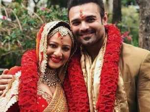 Mithun Chakraborty's son Mahaakshay ties the knot with Madalsa Sharma
