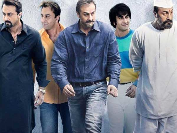 Ranbir Kapoor's #Sanju has another great day at the box-office