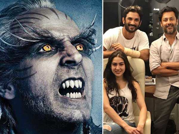 2.0 and Kedarnath to lock horns at the box-office this November