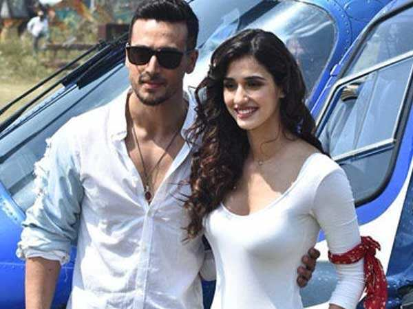 Tiger Shroff and Disha Patani charge a whopping amount to work together
