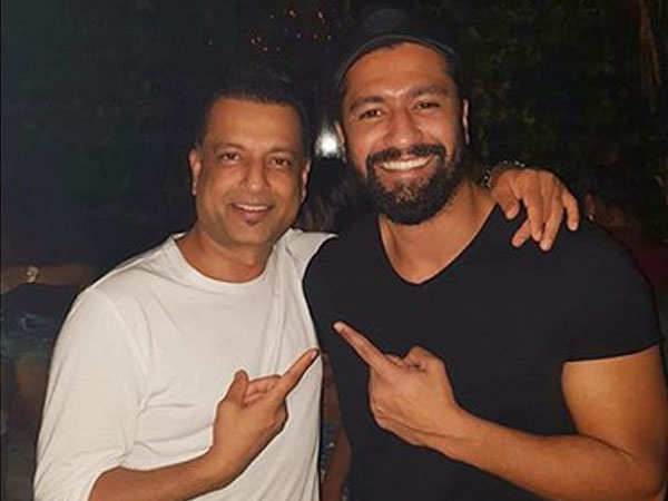 Just in! Vicky Kaushal meets the real-life Kamli – Paresh Ghelani