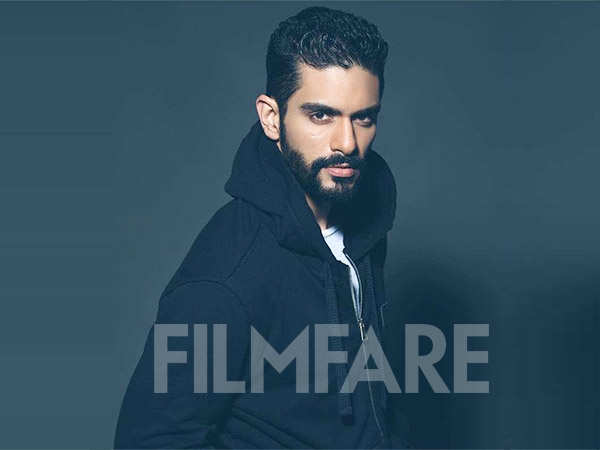 """It's good to be slotted in a two-hero space"" – Angad Bedi"
