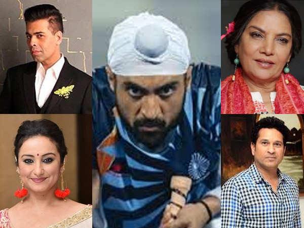 Soorma: Celebs react to Diljit Dosanjh's sports drama