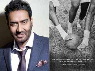 Ajay Devgn to play a football coach in his next film