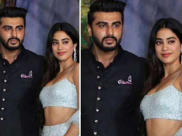 Arjun Kapoor to miss the special screening of Janhvi Kapoor's Dhadak