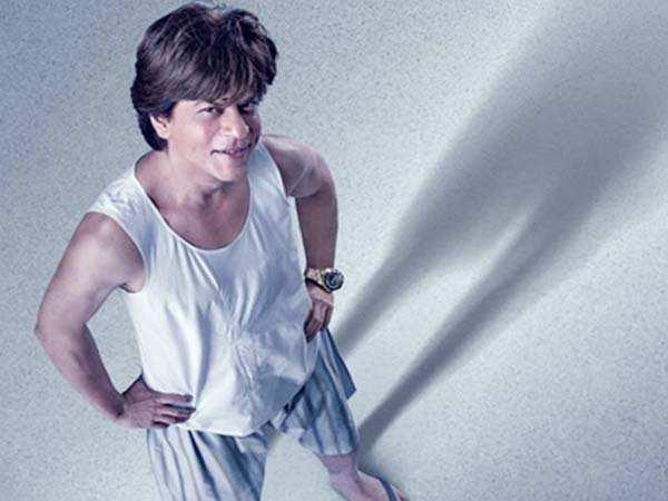 Shah Rukh Khan shoots for Zero at Marine Drive in Mumbai