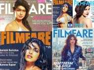 Birthday Special! Priyanka Chopra's journey through Filmfare covers