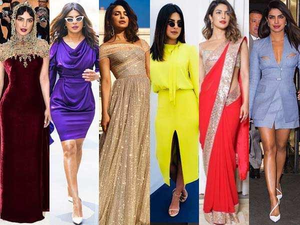 Birthday Blast! 10 best looks of Priyanka Chopra from 2018