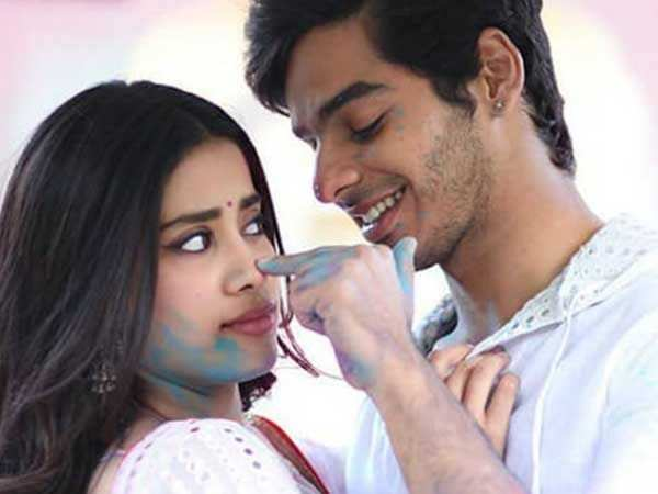 Dhadak has a flying start at the box-office