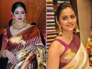 Rakul Preet Singh to play Sridevi in the NTR biopic