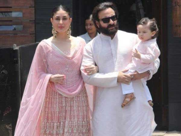 Saif Ali Khan feels Taimur may get affected if he's with nannies every time