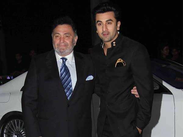 Rishi Kapoor reacts to Ranbir Kapoor's relationship with Alia Bhatt