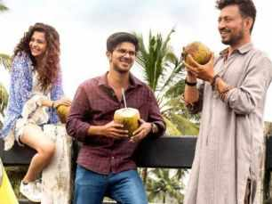 Special screening of Karwaan held for Irrfan Khan in London
