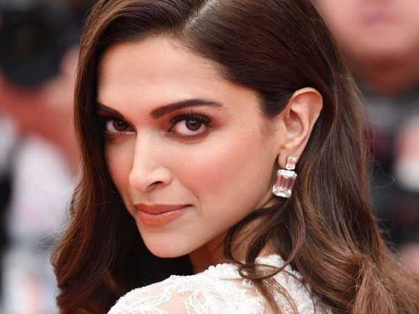 Deepika Padukone on her way to Madame Tussauds